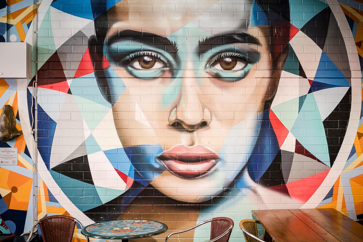 Street Art Adelaide Central Market