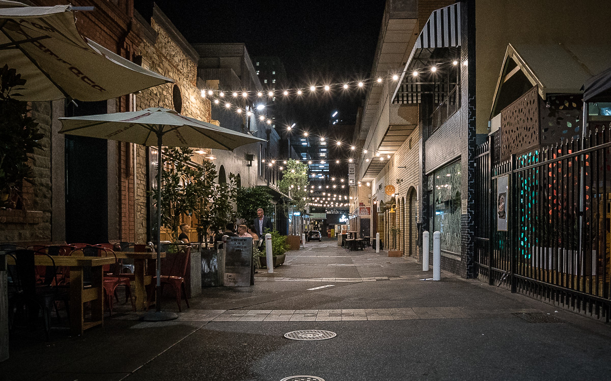 Peer Street Adelaide