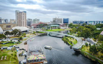 Adelaide Tipps Riverbank