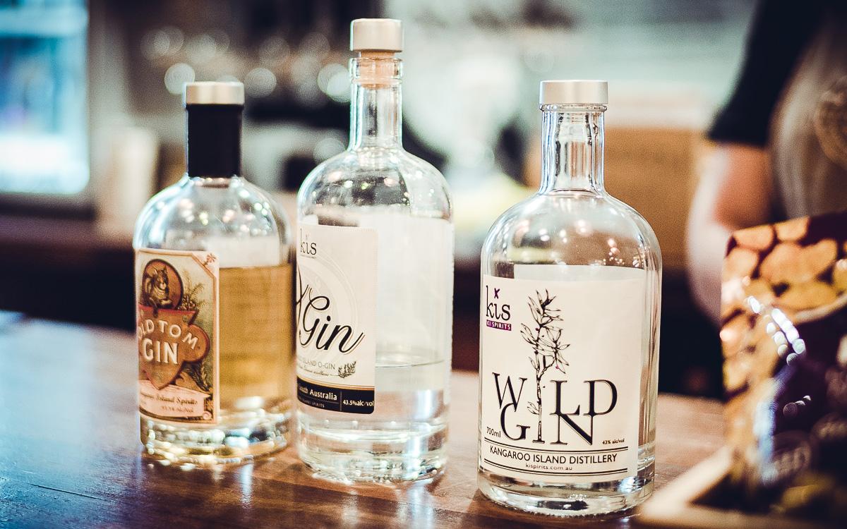 Bester Gin Australiens Central Market Adelaide