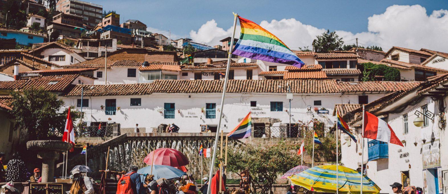 Impressionen Markt Cusco