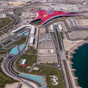 Ferrari World, Yas Marina Circuit, Abu Dhabi