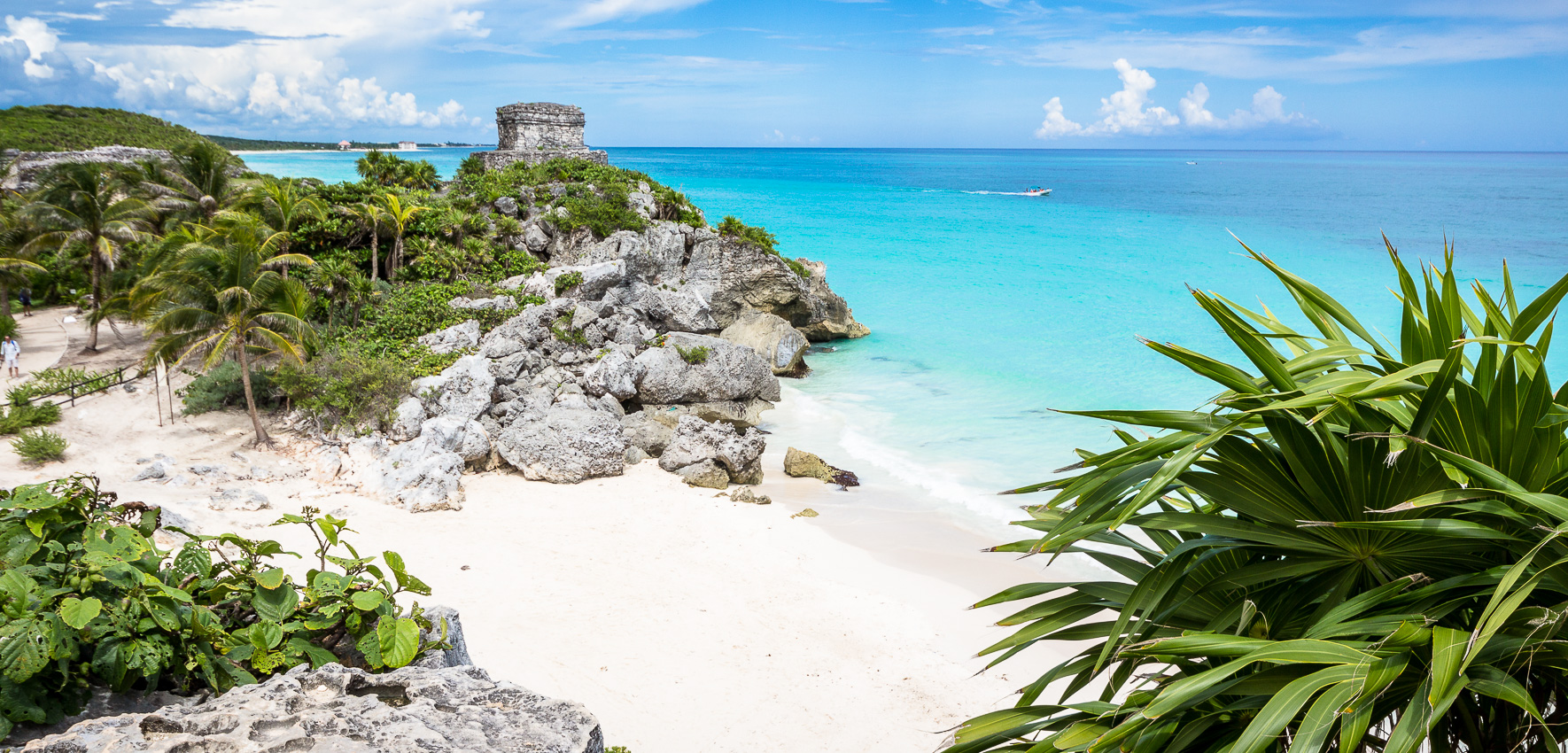 mayan ruins-tulum-mexico best holiday destinations for November