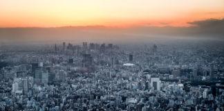 Beste Aussichten Tokio Japan