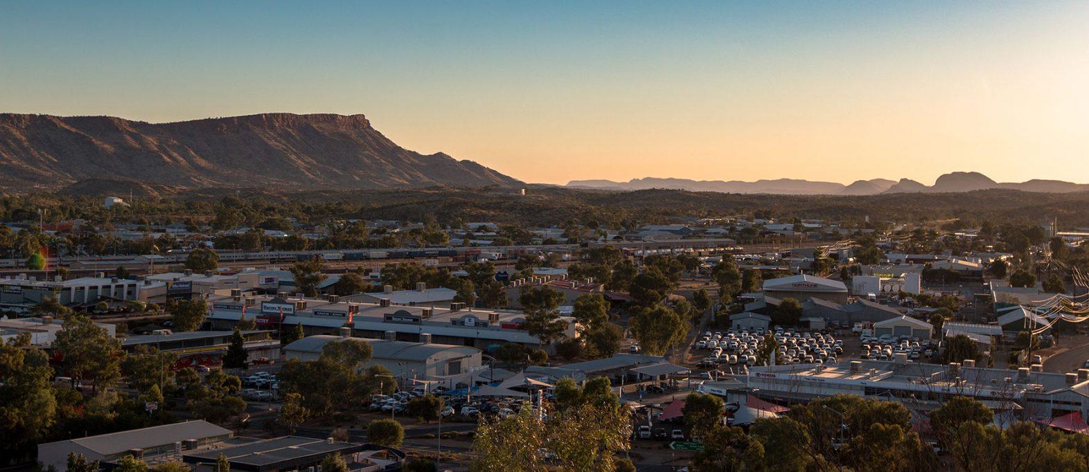 Alice Springs und Highlights im Roten Zentrum Australiens