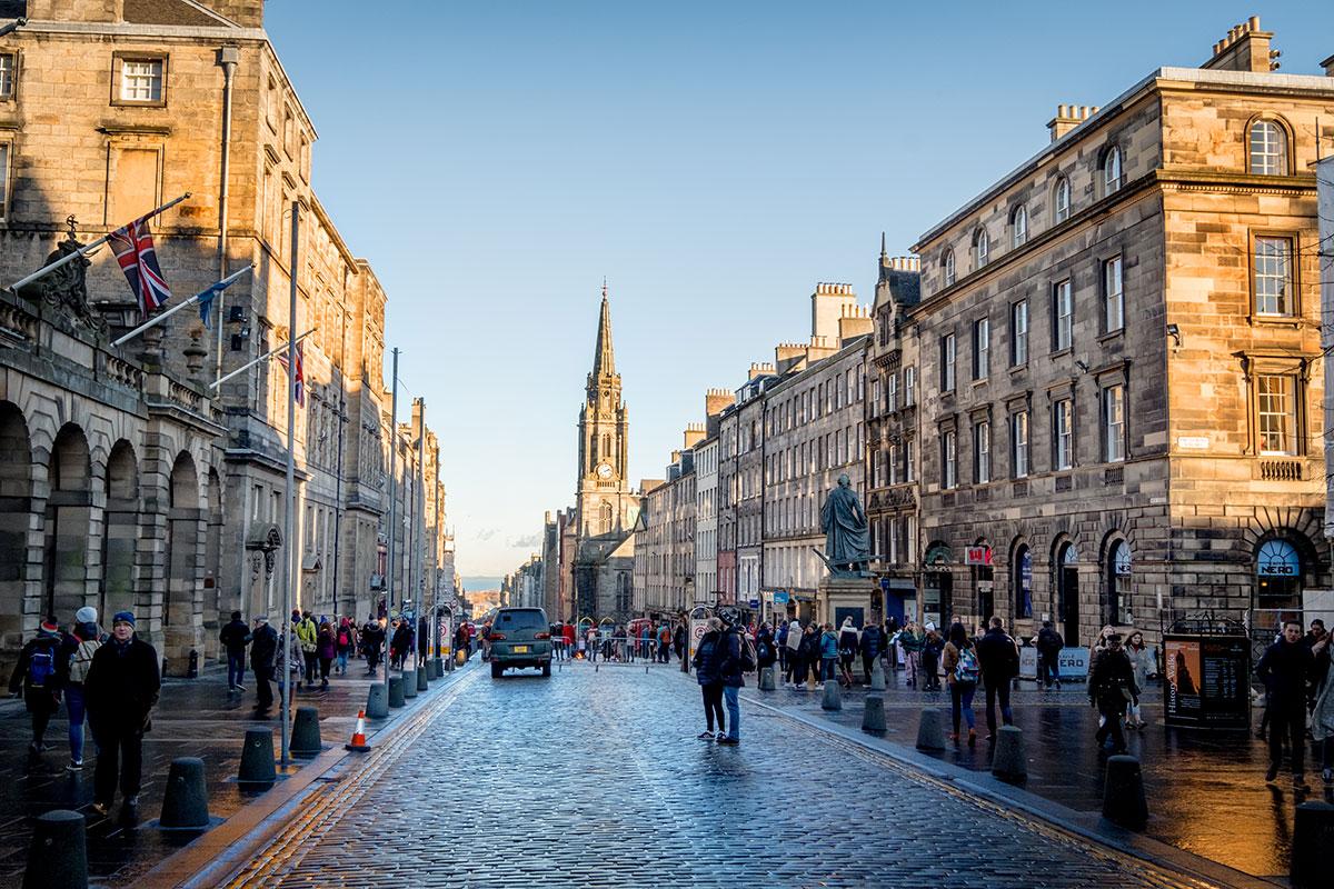 Highlights Edinburgh Royal Mile