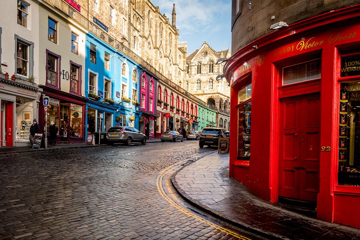 Edinburgh Tipps: Das kannst du in 3 Tagen Edinburgh ansehen! 8