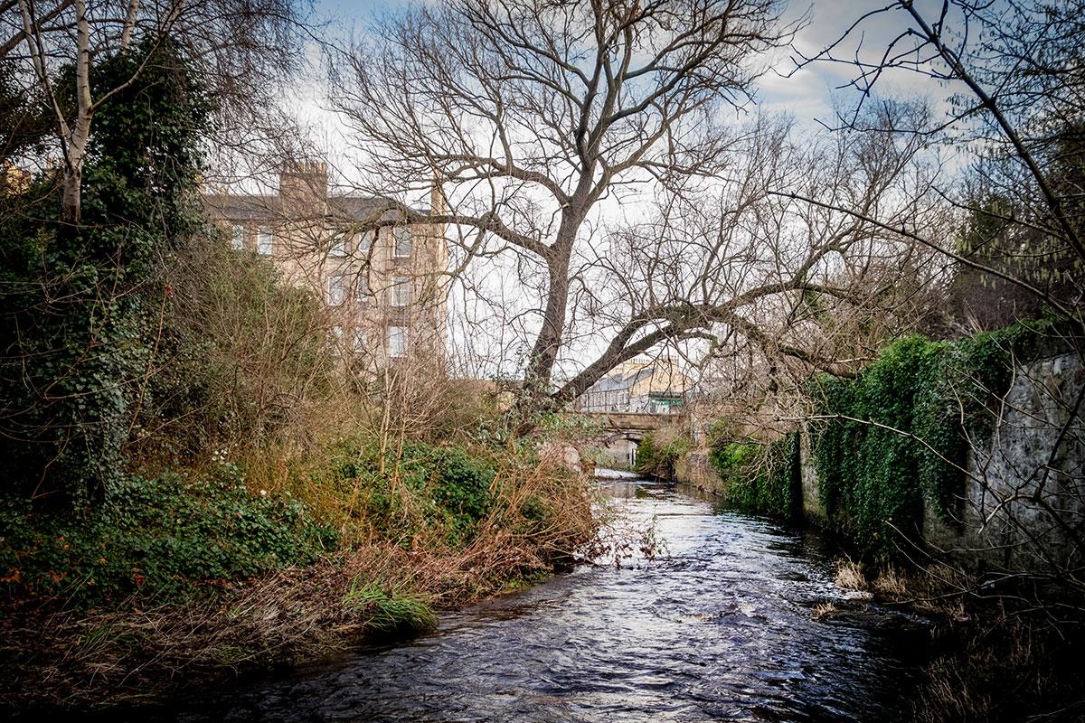 Water of Leith Walkway Edinburgh