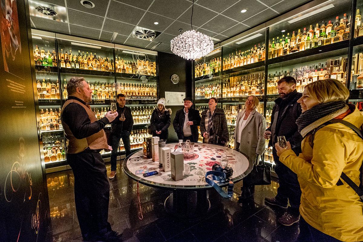Whisky Probe Edinburgh