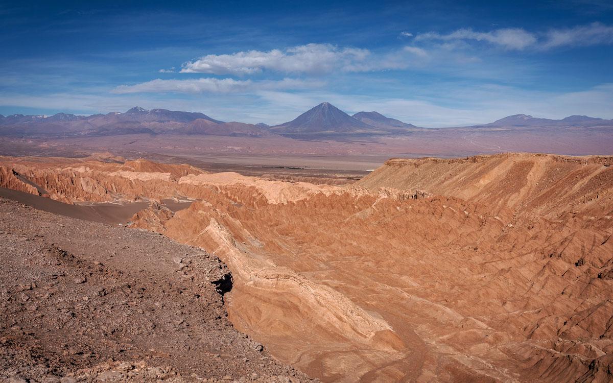 Valle de Muerte oder auch Valle de Marte