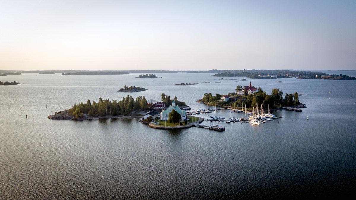 315 Inseln Helsinki