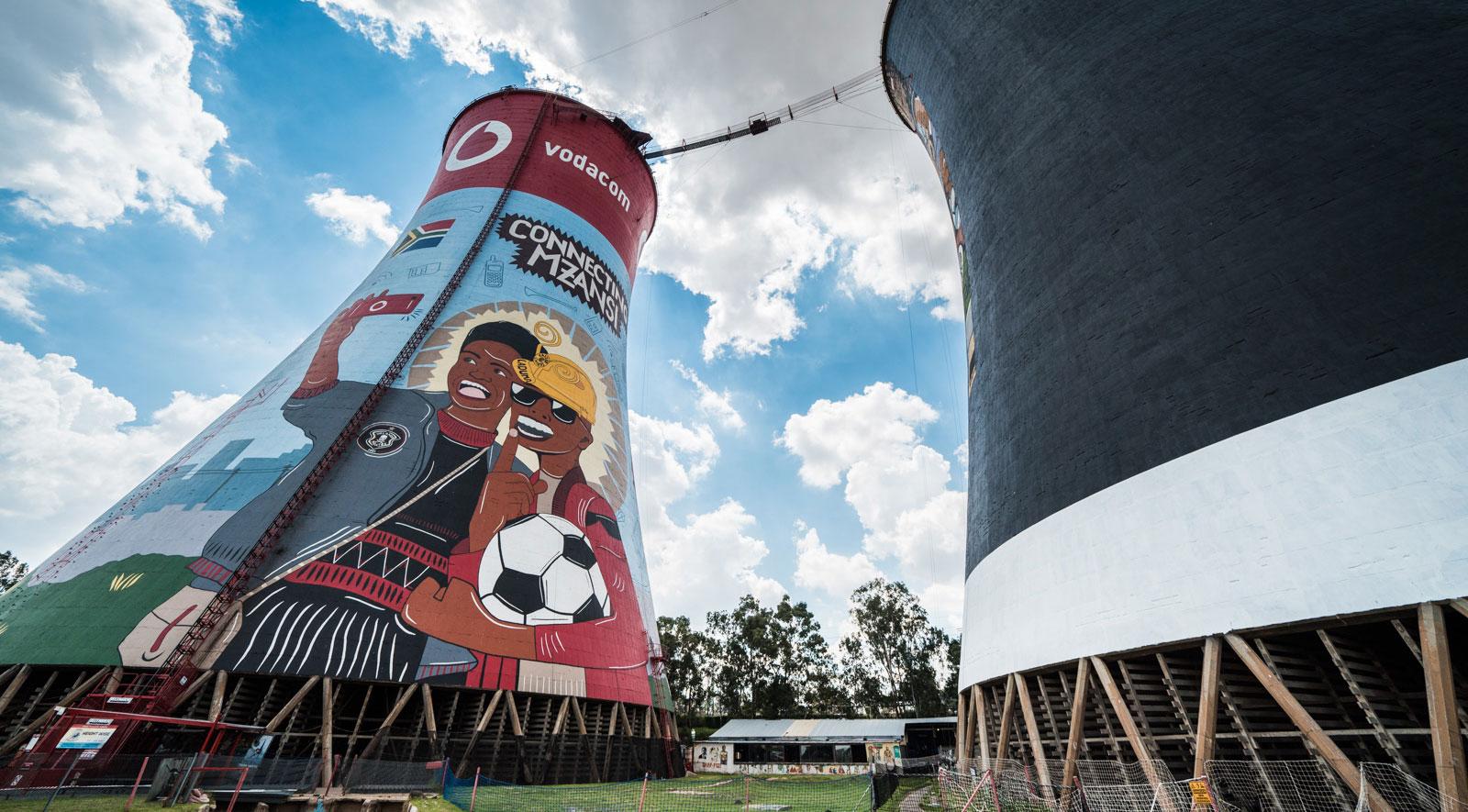Orlando Towers Johannesburg Soweto