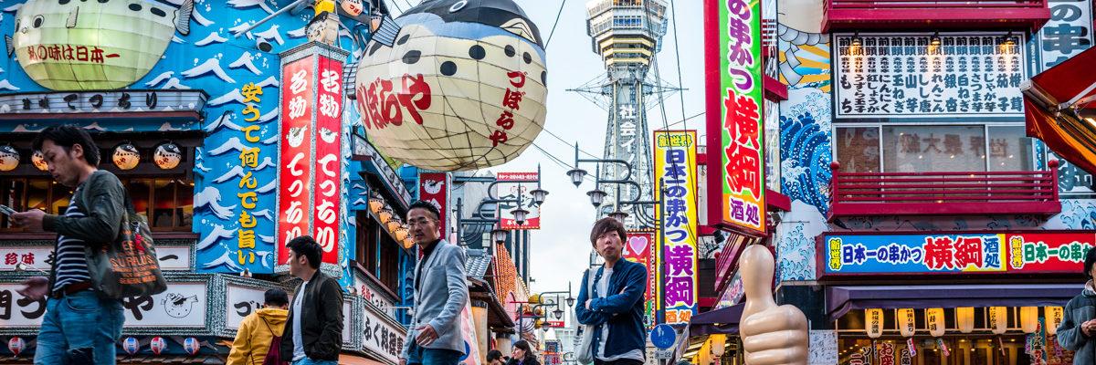 """Osaka ist die """"Küche Japans"""": Unsere Highlights mit den besten Tipps für Essen"""