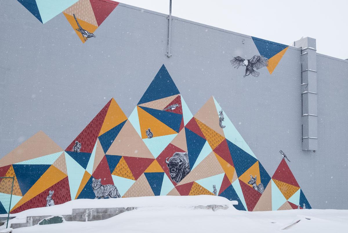 Street Art in Edmonton Tipps