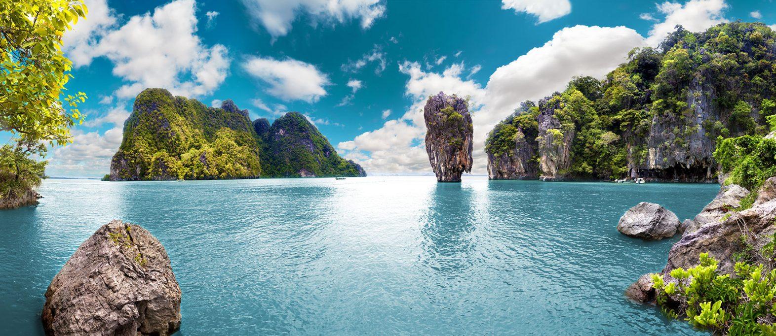 Klima und die beste Reisezeit für Thailand