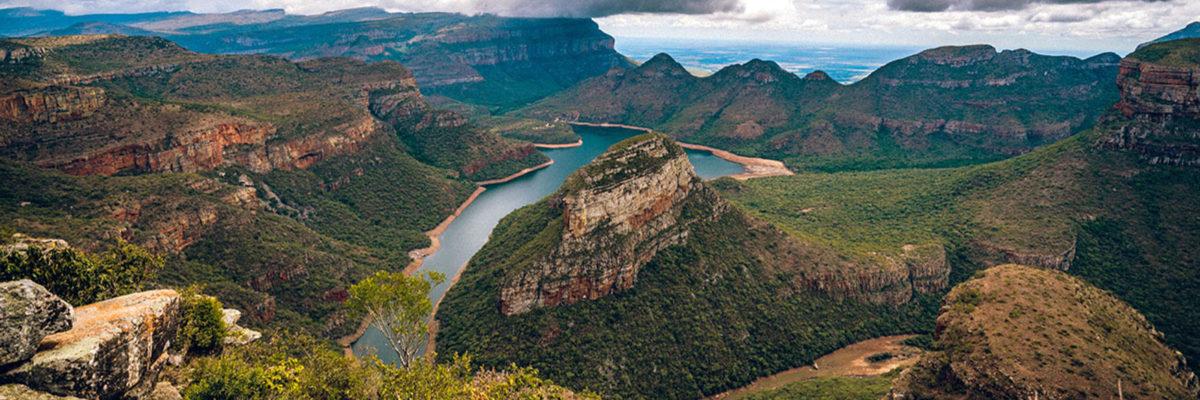 Highlights entlang der Panorama Route in Südafrika