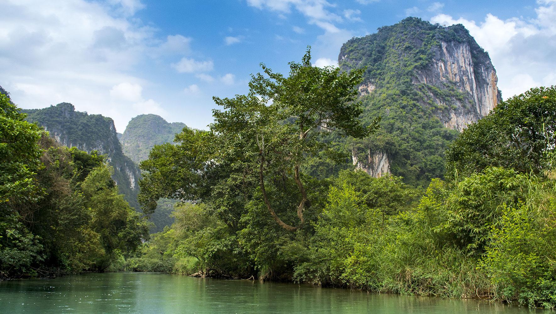 Khao Sok Nationalpark Südthailand