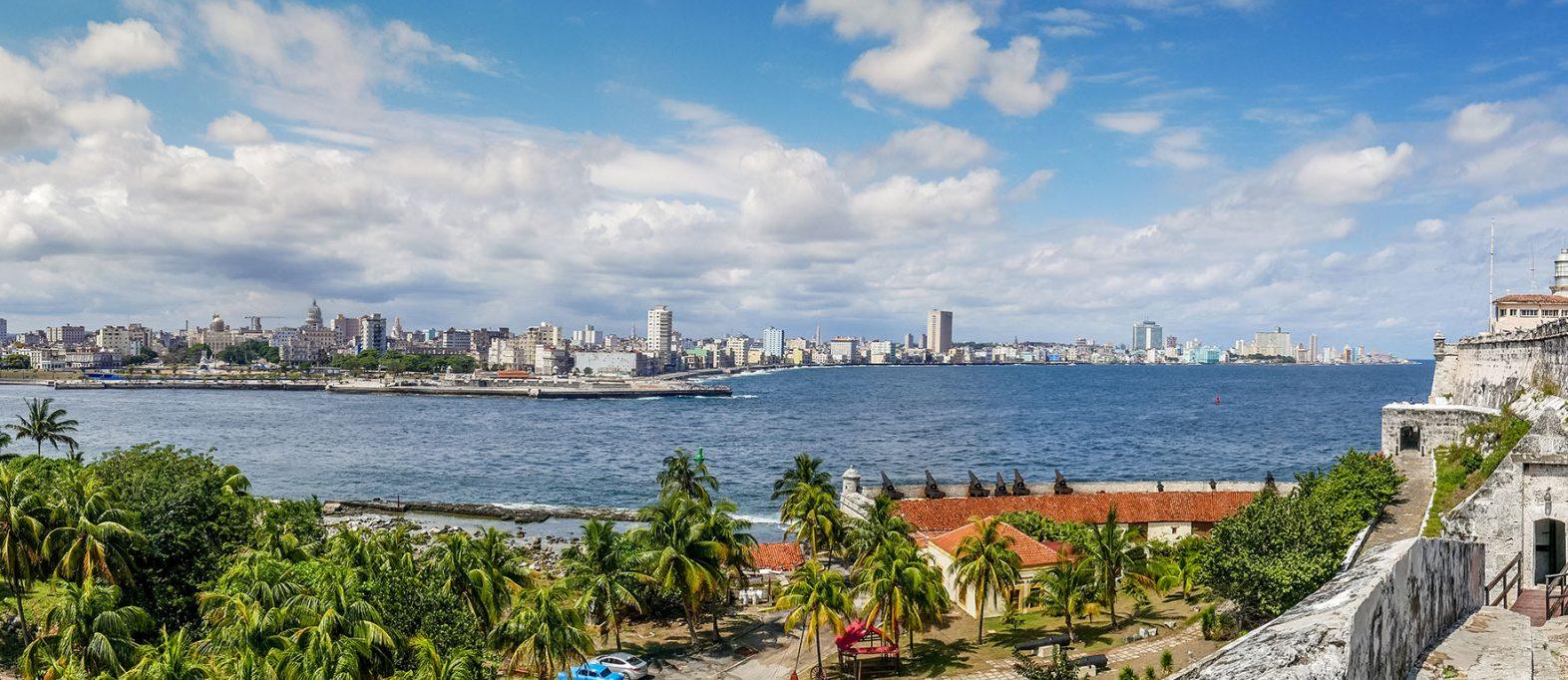 Kuba Sehenswürdigkeiten Malecon Havanna