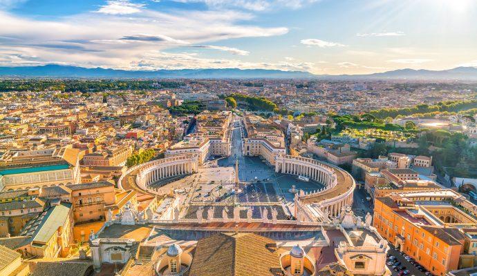 Vatikan Besuch