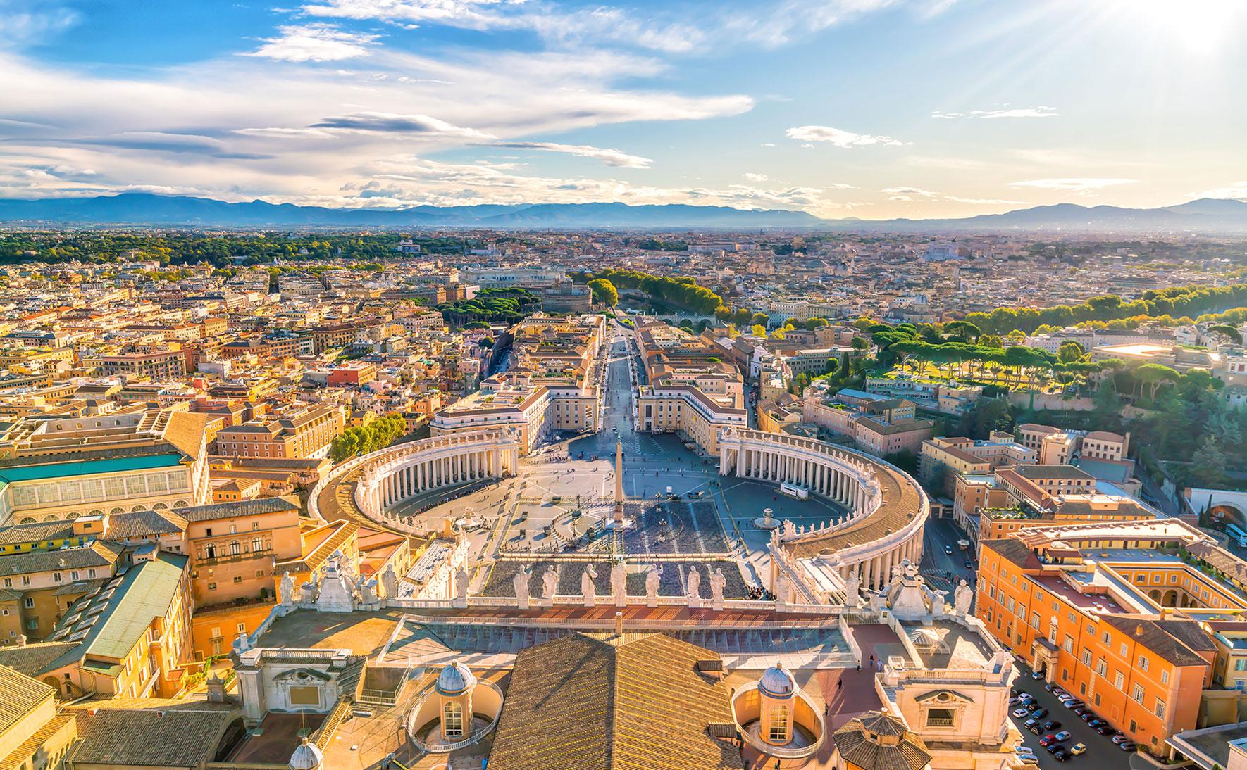 Petersdom Vatikan Besuch