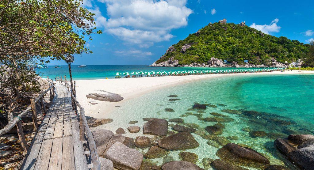 Reisezeit Thailand Inselhopping Koh Tao