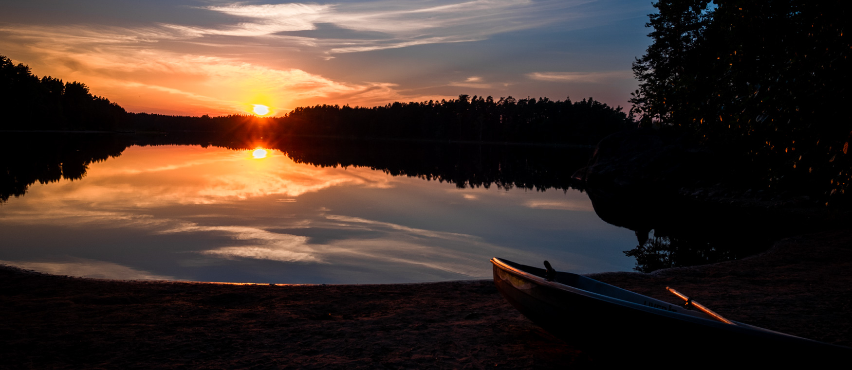 suedfinnland-highlight-teijo-nationalpark-sonnenuntergang