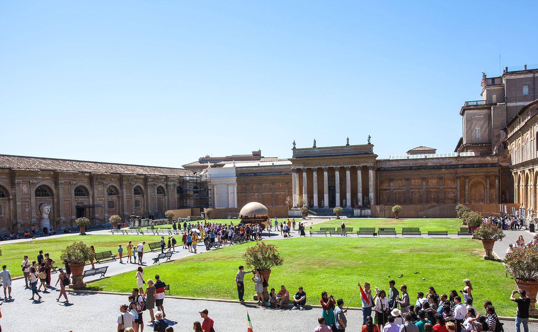 Rom: Vatikan besichtigen -  Alle Tipps & Infos (Eintrittspreise, Ticket, Zeit und Reihenfolge) 5