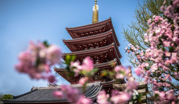 Japan beste Reisezeit