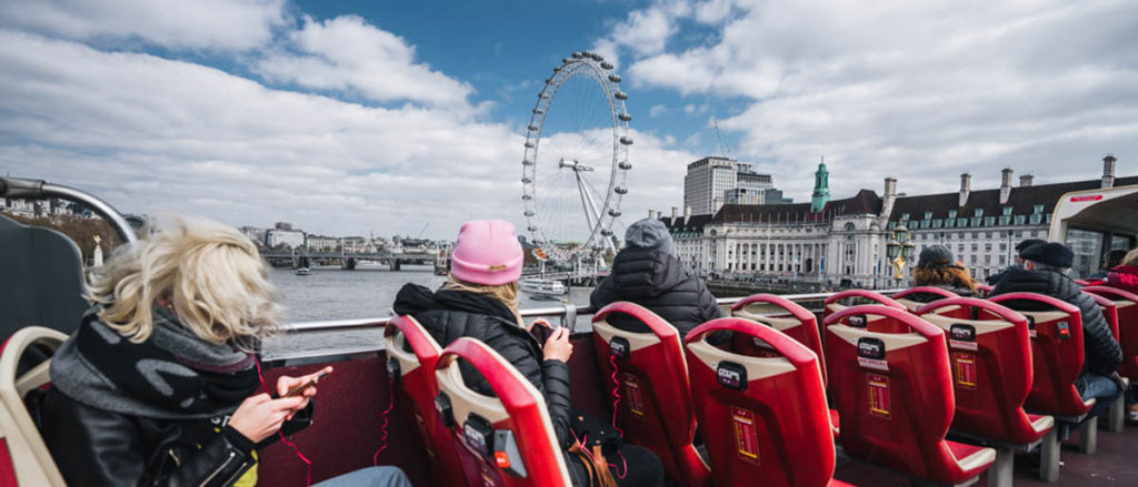 Hop-on Hop-off Bus London