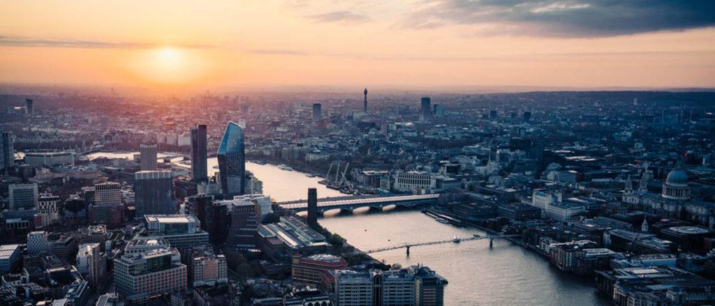 Aussichtsplattform View from The Shard London