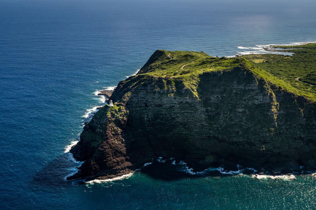 Makapu'u Lighthouse Oahu Hawaii