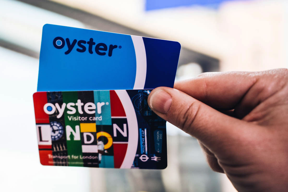 Oyster Visitor Card London kaufen