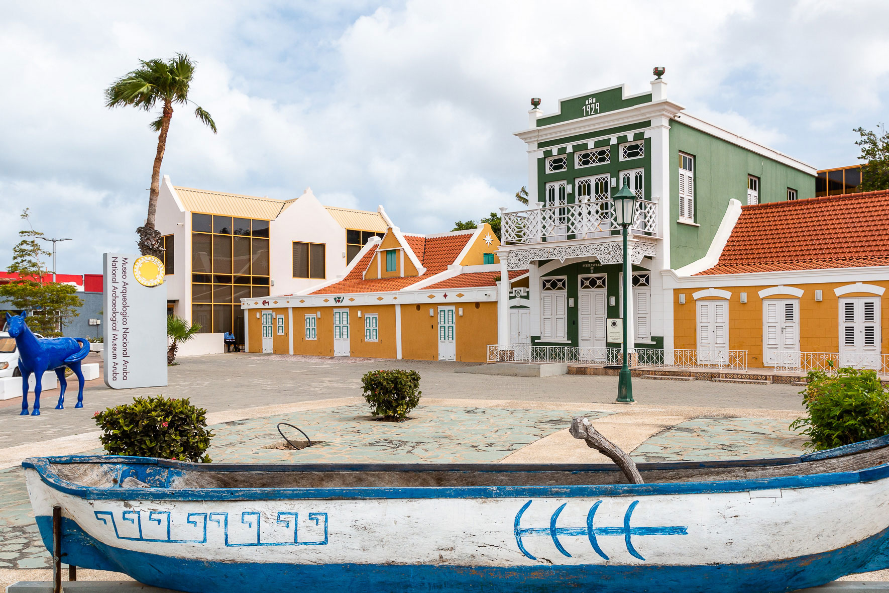 Archöologisches Museum Oranjestad, Aruba