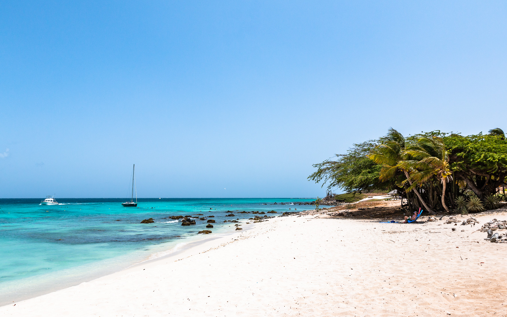 Boca Catalina Traumstrand Aruba