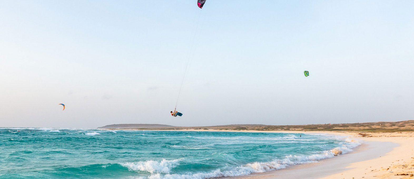 Boca Grandi Kite Beach Aruba
