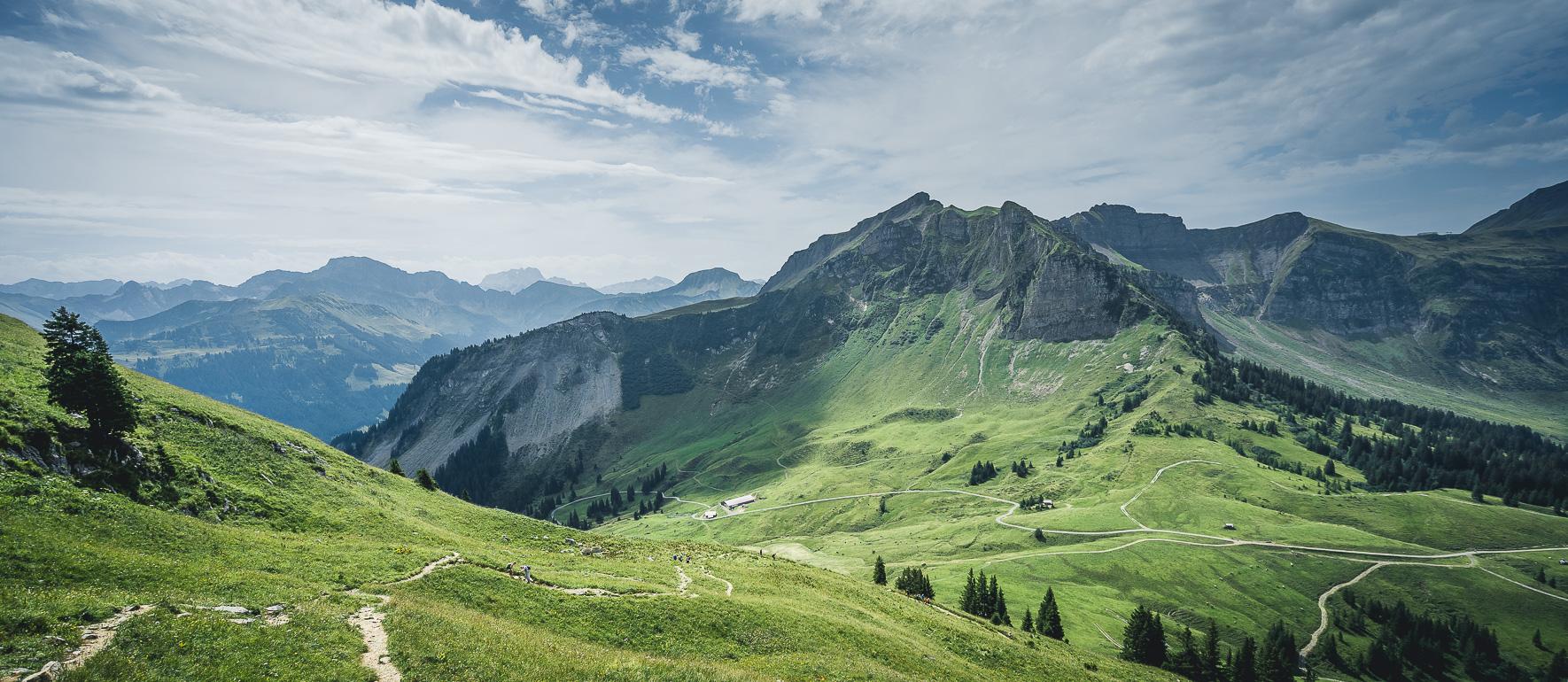 Östereich Bregenzerwald Kanisfluh