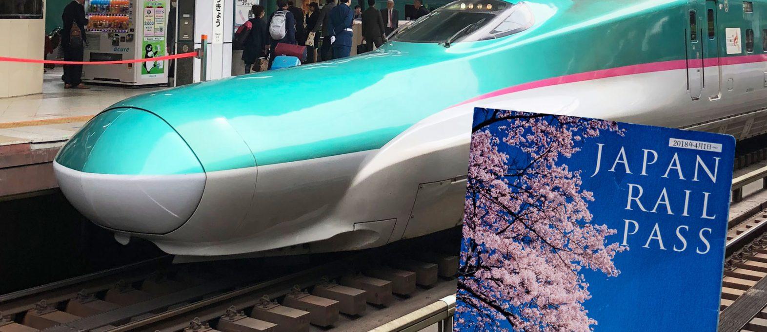Erfahrungen mit dem Japan Rail Pass (mit Tipps zum Kauf)