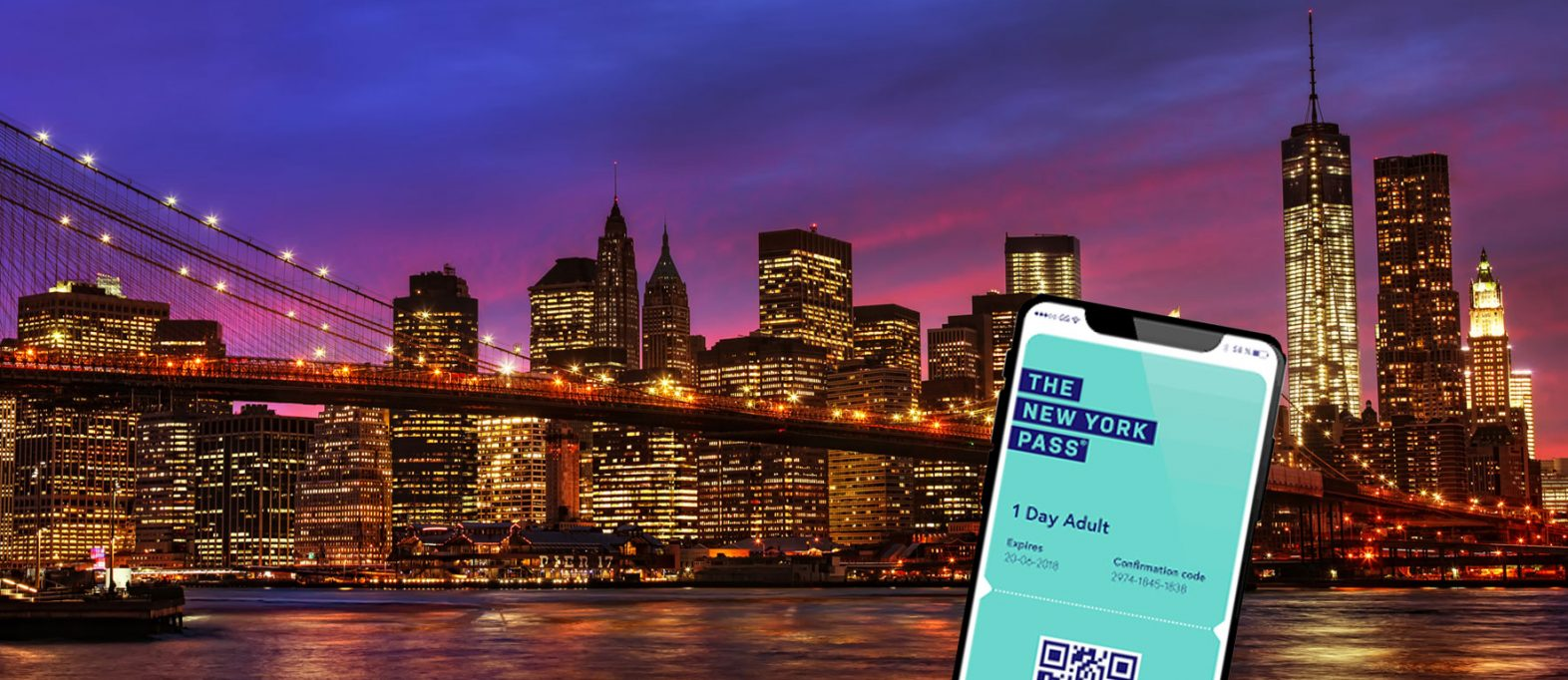 New York Pass kaufen (mit 20% Rabatt-Code)
