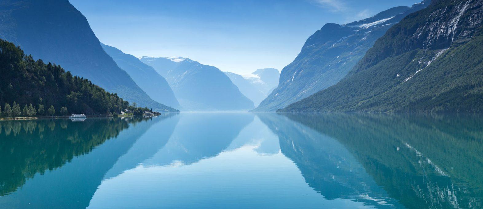 Norwegen Fjorde Reisen