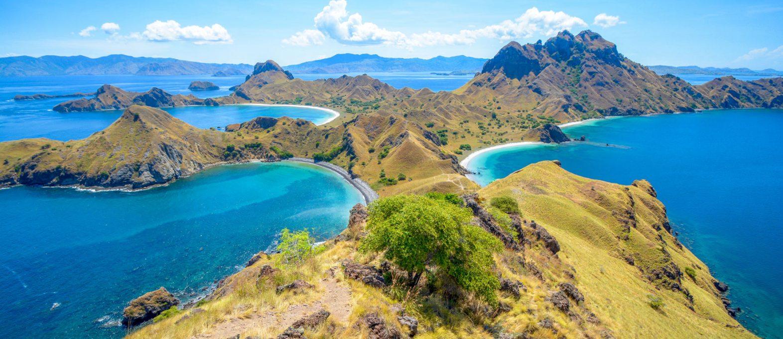Padar Island, Sulawesi