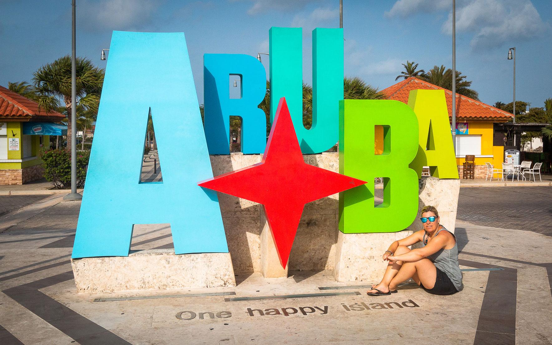 Plaza Turismo in Aruba