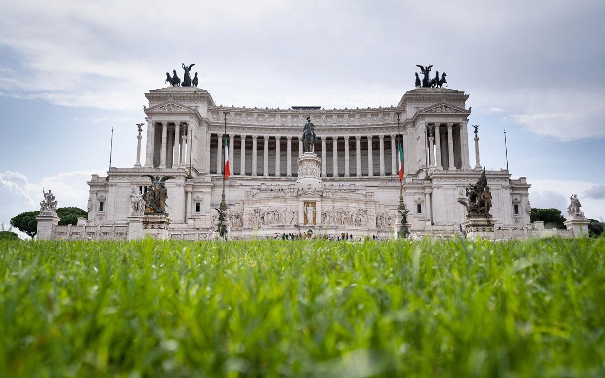 Denkmal Il Vittoriano Rom