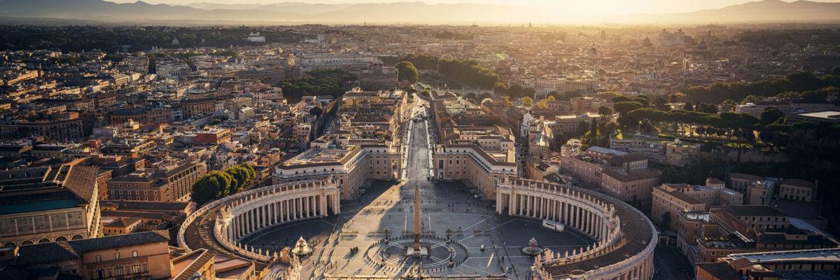 Rom von oben: Die 5 schönsten Aussichtspunkte auf Rom