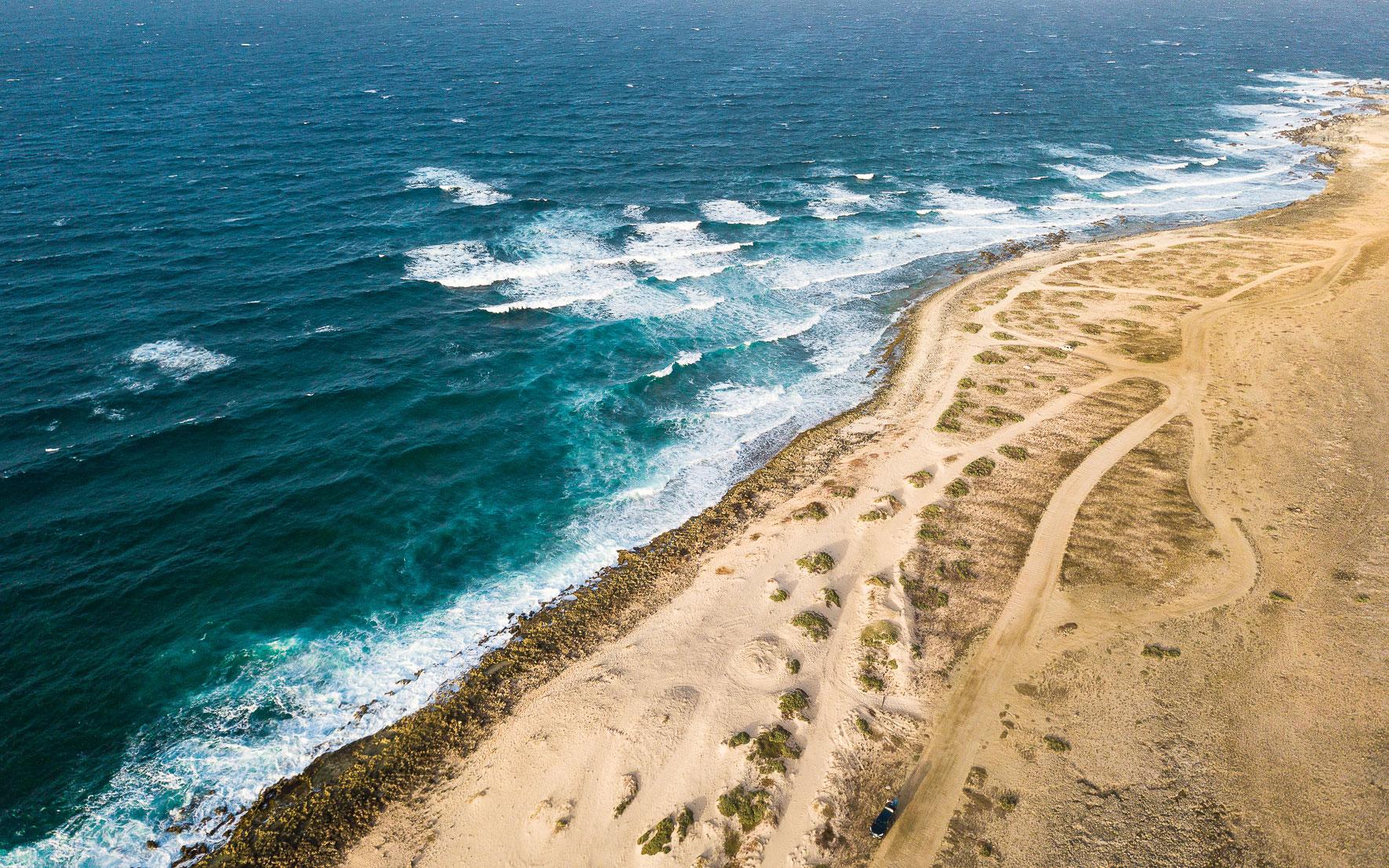 Sanddünen Aruba