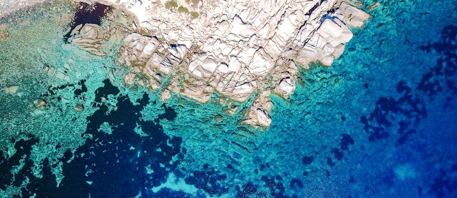 Luftaufnahme Sardinien