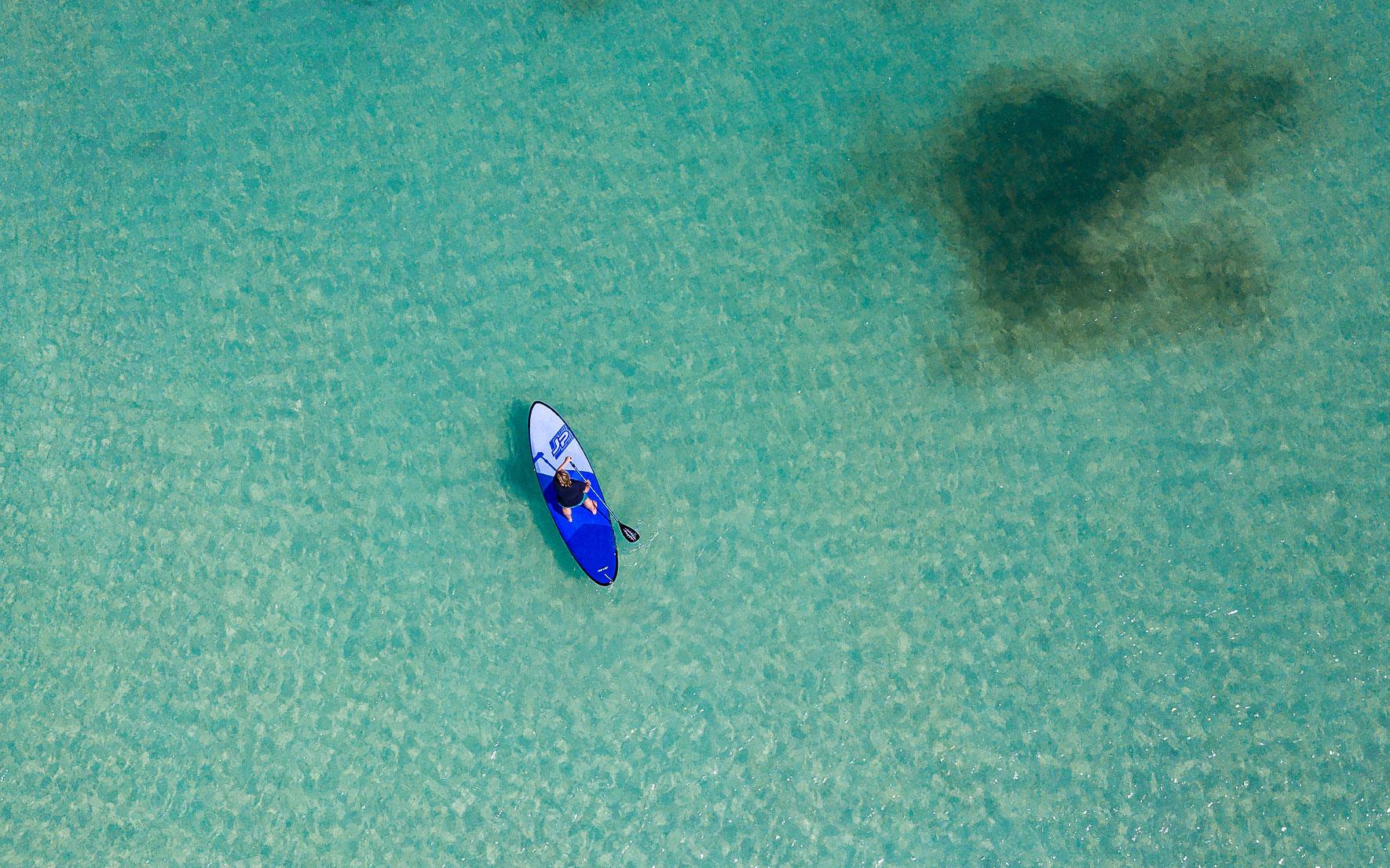 SUP in Aruba