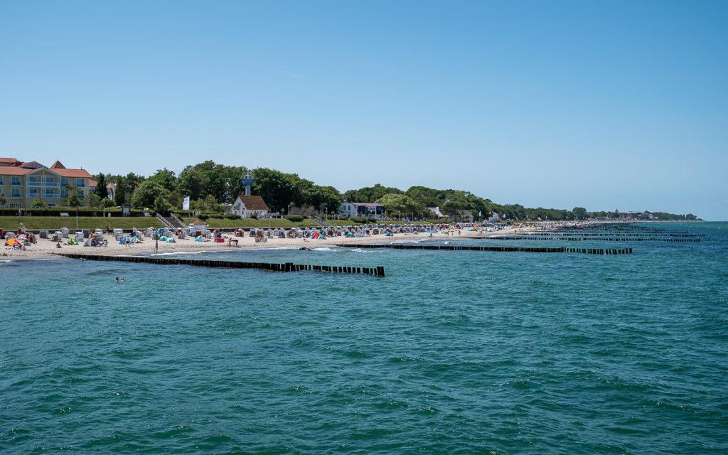 Meer und Strand Kühlungsborn Ostsee