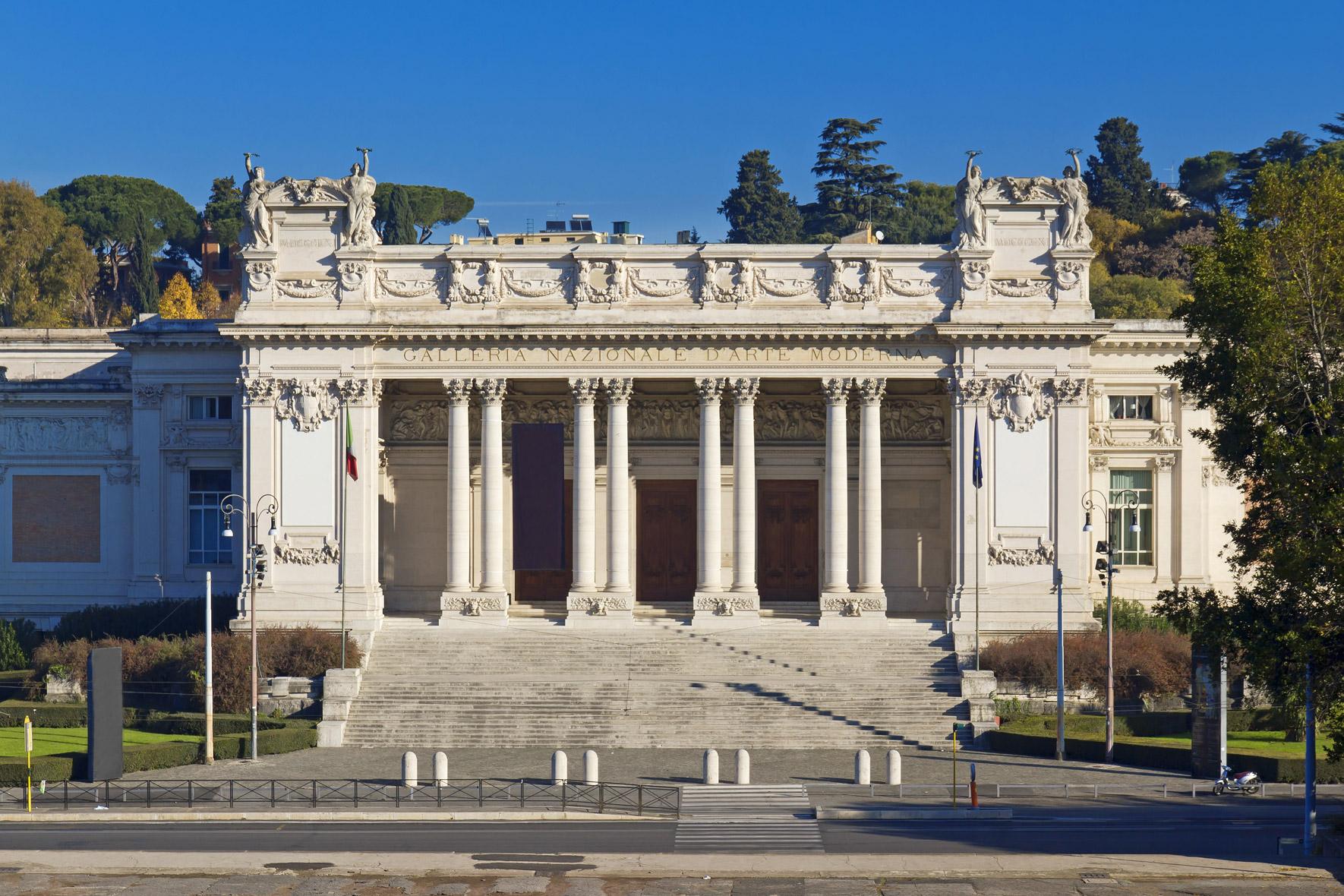 Galeria Borghese Rom