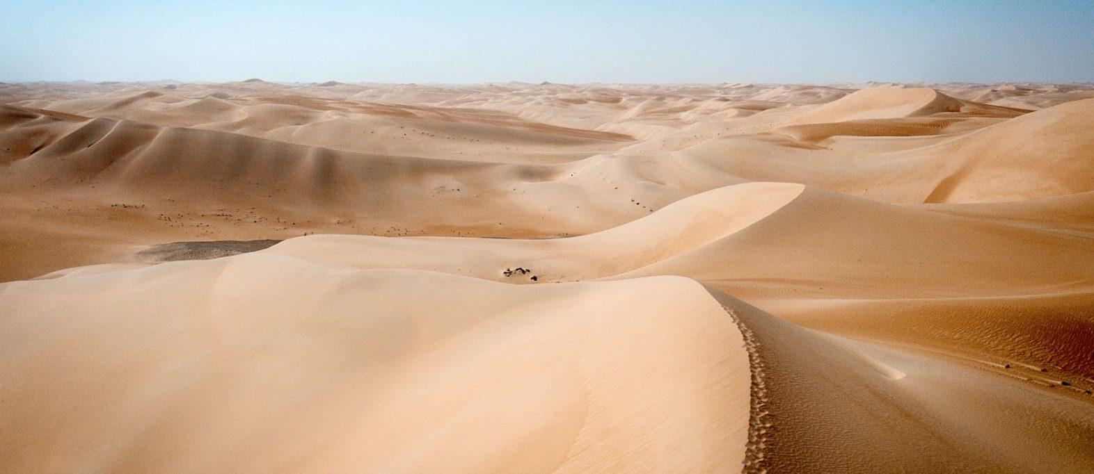 Rub al-Chali Wüste Abu Dhabi