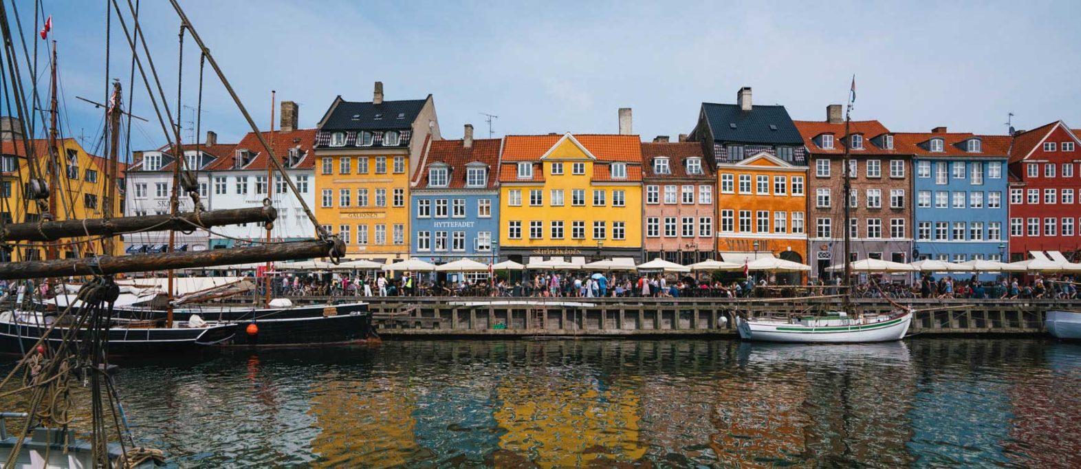 Nyhavn Kopenhagen Attraktion